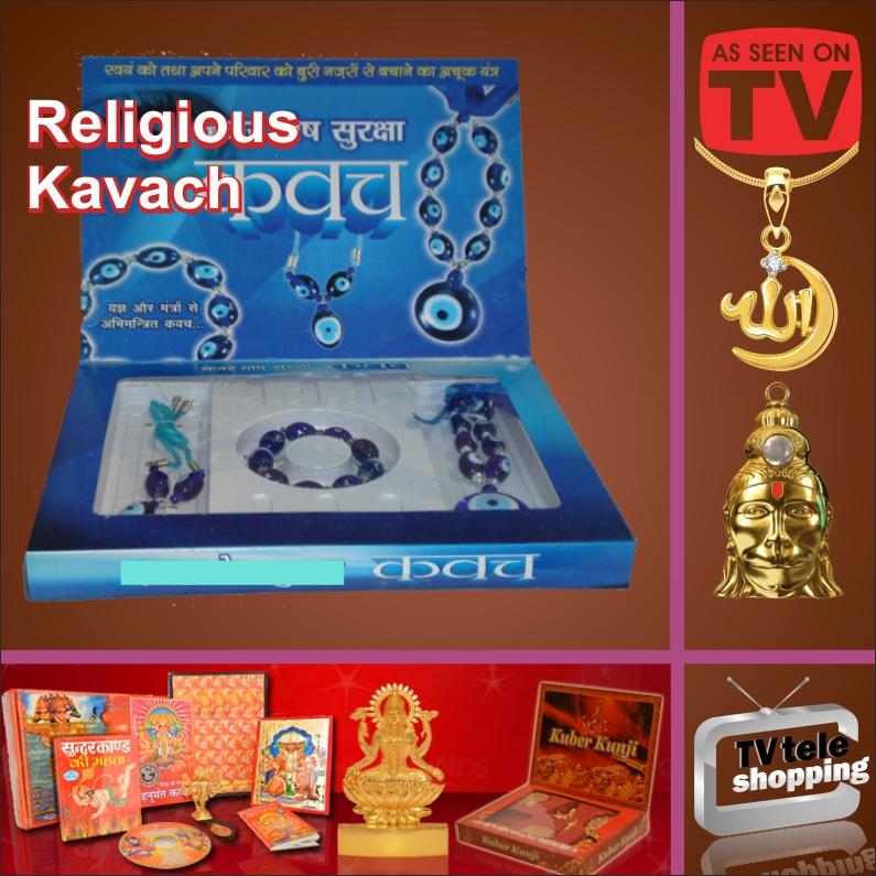 Tv teleshopping religious kavach